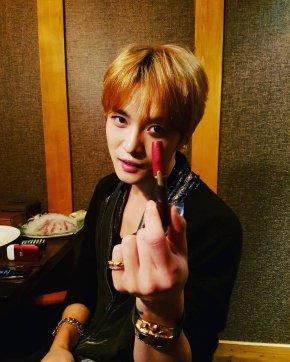 [PIC] 180402 Jaejoong sur l'Instagram de 'annzzanga'