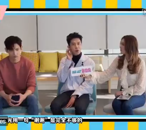 [VID] 180403 TVXQ! – Interview exclusive avec 'Ohmy-思密达'