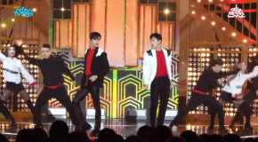 [VID] 180402 TVXQ! – Performance de 'Love Line' + 'The Chance of Love' au Show! MusicCore (180331)