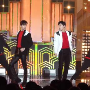 [VID] 180402 TVXQ! – Performance de 'Love Line' + 'The Chance of Love' au Show! MusicCore(180331)