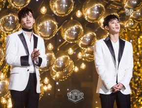 [PIC] 180403 TVXQ! – Performance : (SBS) Inkigayo (180401)
