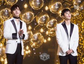 [PIC] 180403 TVXQ! – Performance : (SBS) Inkigayo(180401)