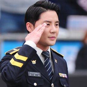 [INFO] 180404 Emploi du temps de Junsu avec la police deGyeonggi