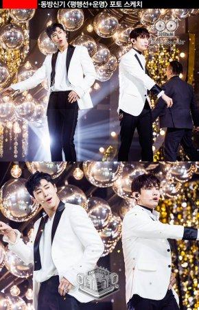 [PIC] 180403 TVXQ! – SBS 'Inkigayo' : PhotoSketch