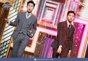 [PIC] 180402 TVXQ! – Naver Post : M Countdown (2018.03.29)