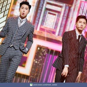 [PIC] 180402 TVXQ! – Naver Post : M Countdown(2018.03.29)